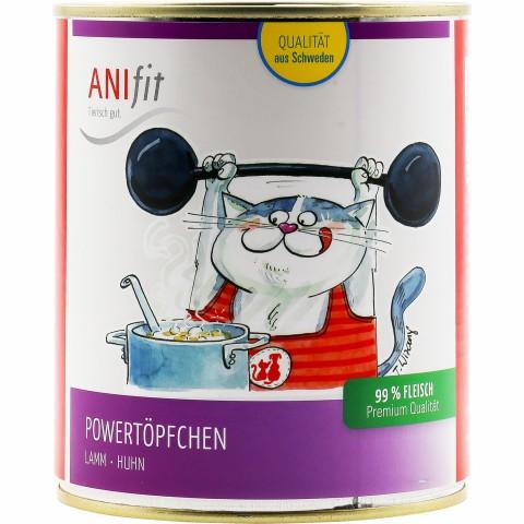 Power Pot (Powertöpfchen) 810g (6 Piece)