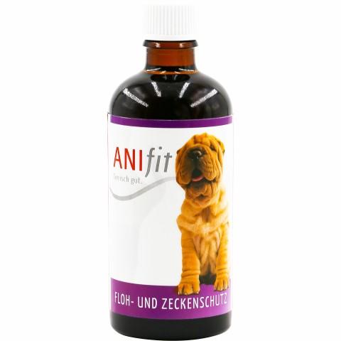 Flea and Tick Protection (Floh- u. Zeckenschutz) Refill 100ml (1 Piece)