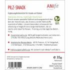 Mushroom snack (Pilz-Snack) 35g (1 Piece)